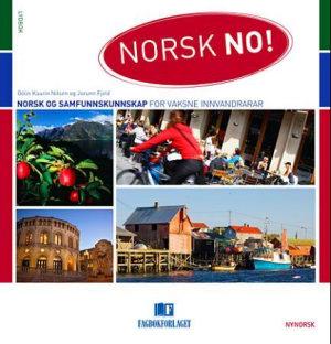 Norsk no! Lydbok Nynorsk utgåve