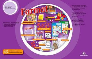 Format. Aktivitetskasse i matematikk (uten lærerveiledning og aktivitetskort). Aktivitetskasse i matematikk for småskolen