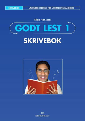 Godt lest 1, Skrivebok
