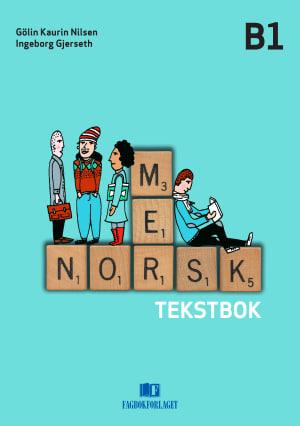 Mer norsk Tekstbok, d-bok