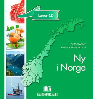 Ny i Norge Lærer-CD