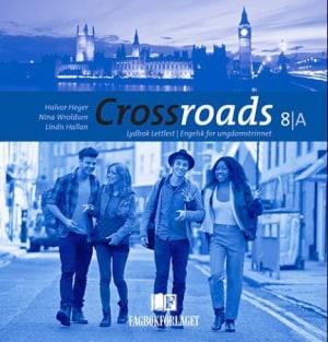 Crossroads 8A Lettlest Lydbok