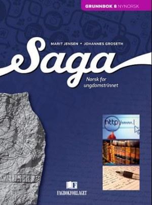 Saga Grunnbok 8 NN