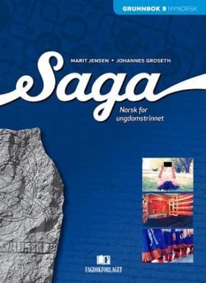 Saga Grunnbok 9 NN
