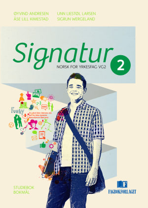 Signatur 2, d-bok