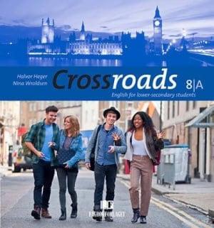 Crossroads 8A d-bok