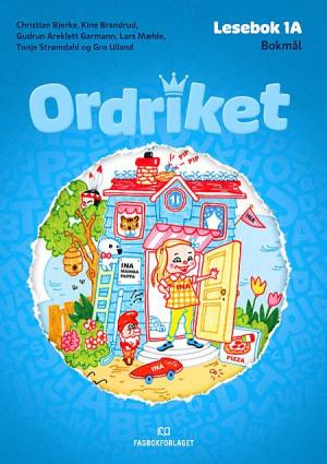Ordriket Lesebok 1A BM