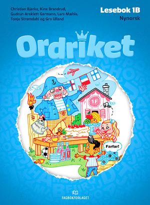 Ordriket Lesebok 1B NYN