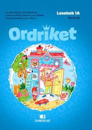 Ordriket Lesebok 1A NYN d-bok