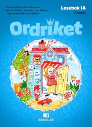 Ordriket Lesebok 1A BM d-bok