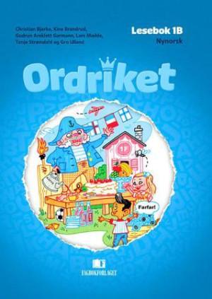 Ordriket Lesebok 1B,  d-bok