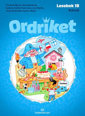 Ordriket Lesebok 1B BM d-bok