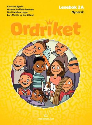 Ordriket Lesebok 2A NYN