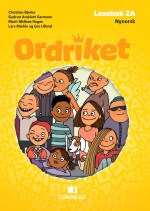 Ordriket Lesebok 2A NYN d-bok