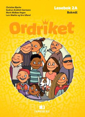 Ordriket Lesebok 2A, d-bok