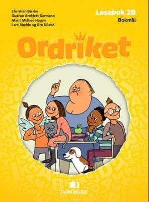 Ordriket Lesebok 2B, d-bok