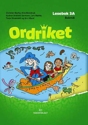 Ordriket Lesebok 3A