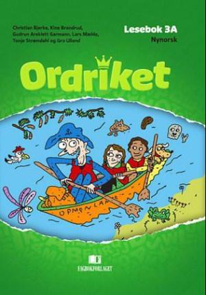 Ordriket Lesebok 3A, d-bok