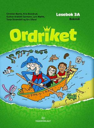 Ordriket Lesebok 3A BM, d-bok