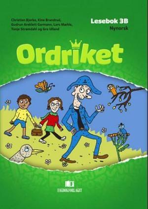 Ordriket Lesebok 3B, d-bok