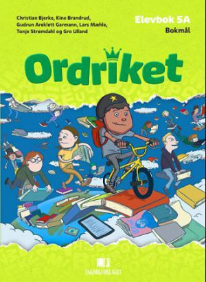Ordriket Elevbok 5A, d-bok