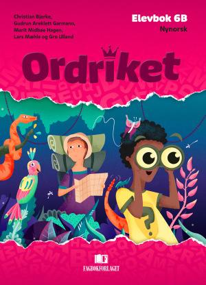 Ordriket Elevbok 6B NYN, d-bok