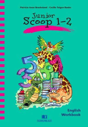 Junior Scoop 1-2 Workbook (revidert), d-bok