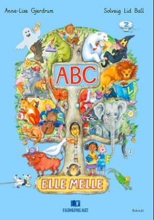Elle Melle ABC BM d-bok