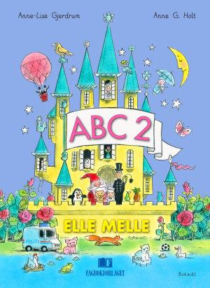 Elle Melle ABC 2, d-bok