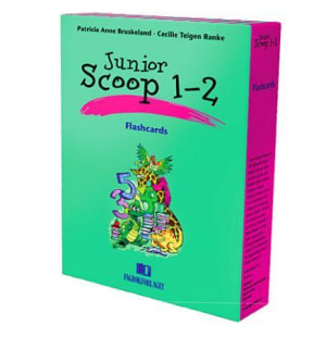 Junior Scoop 1-2 Flashcards
