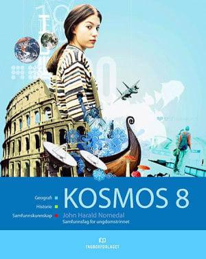 Kosmos 8 elevbok, d-bok