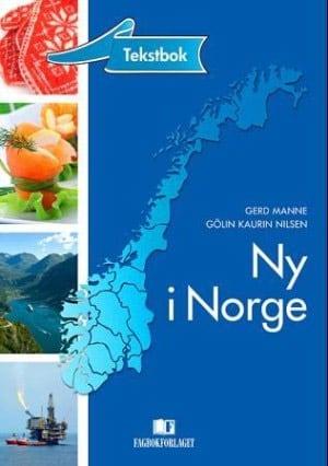 Ny i Norge Tekstbok, d-bok