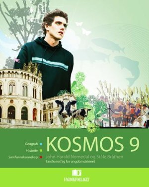 Kosmos 9 Elevbok, d-bok
