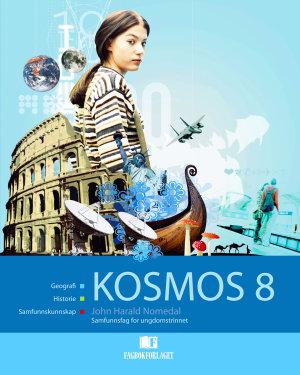 Kosmos 8 elevbok d-bok