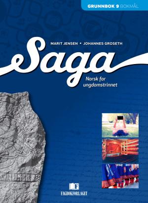 Saga 9. Grunnbok, d-bok