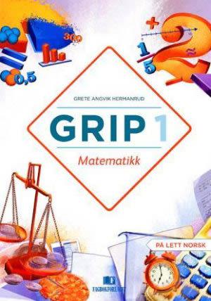 Grip 1 Matematikk Lærerveiledning BM (d-bok)