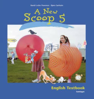 A New Scoop 5 Textbook, d-bok
