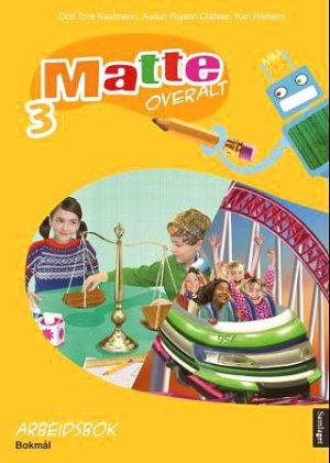 Matte overalt Arbeidsbok 3, d-bok