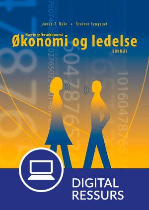 Økonomi og ledelse (Dalefag) lærerressurs