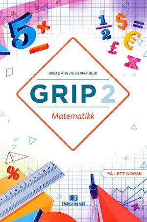 Grip 2 Matematikk Lærarrettleiing; d-bok