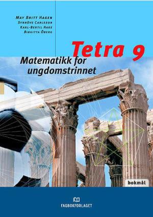 Tetra 9 Grunnbok, d-bok