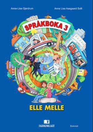 Elle Melle Språkboka 3 BM d-bok