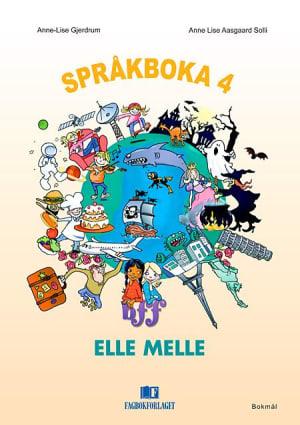 Elle Melle Språkboka 4 BM d-bok