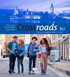Crossroads 8A Lettlest d-bok