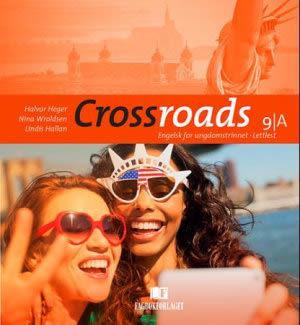 Crossroads 9A Lettlest (revidert), d-bok