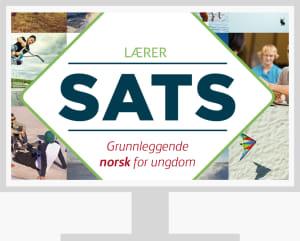 Sats, lærerveiledning (nettressurs)