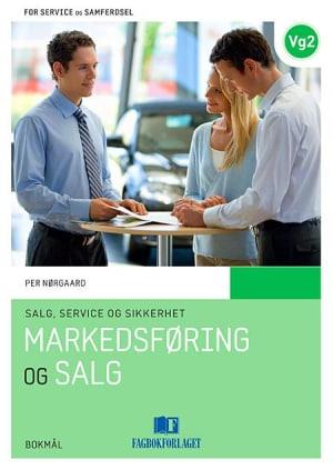 Markedsføring og salg, d-bok