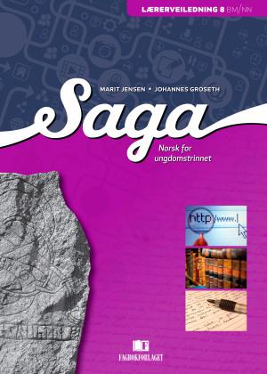 Saga 8 Lærerveiledning, d-bok