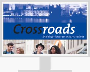 Crossroads 8-10  nettressurs, lærermodul