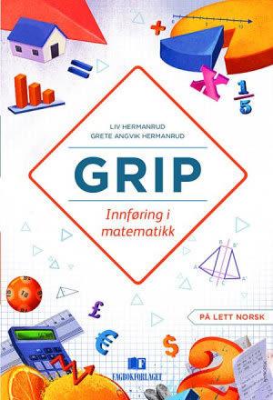 Grip Innføring i matematikk Elevbok NYN (d-bok)
